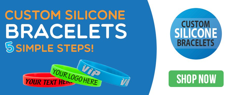 Silicone Wristbands And Rubber Bracelets Customize Your