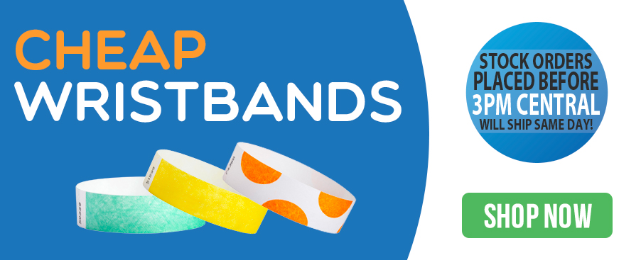 Cheap Wristbands