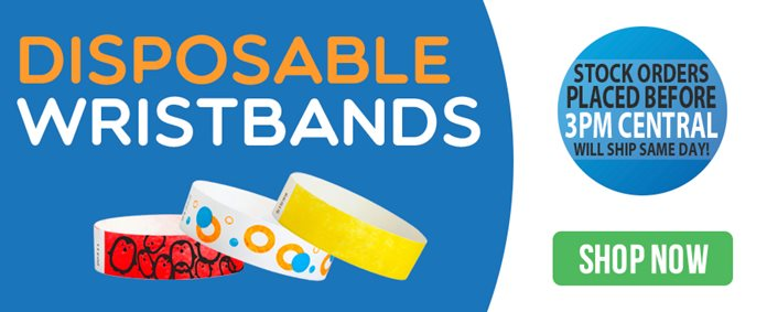 Disposable Wristbands