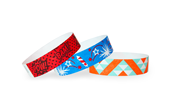 "New 3/4"" Tyvek® Wristbands"