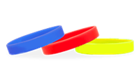 Youth Silicone Wristbands